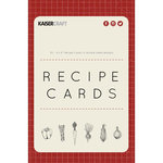 Kaisercraft - Bon Appetit Collection - Recipe Cards