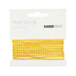 Kaisercraft - Pearl String - Gold - 6.5 Feet