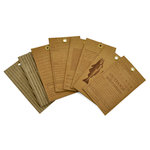 Kaisercraft - Hunt and Gather Collection - Embellishment Pack -Tags