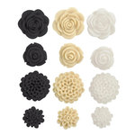 Kaisercraft - Blossoms - Resin Flowers - Lily