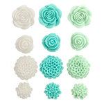 Kaisercraft - Blossoms - Resin Flowers - Bluebell