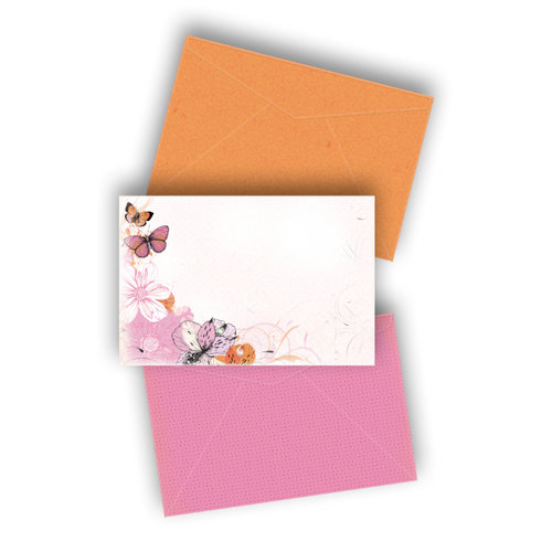 Kaisercraft - Tigerlilly Collection - Printed Envelopes