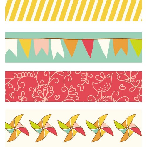 Kaisercraft - Save the Date Collection - Printed Ribbon