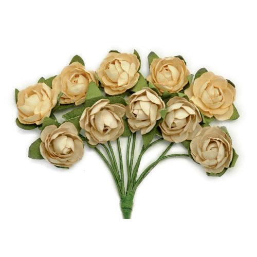 Kaisercraft - Paper Blooms - Mini - Flowers - Honey
