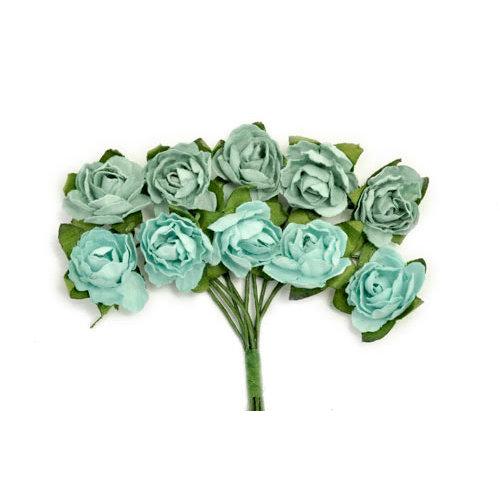 Kaisercraft - Paper Blooms - Mini - Flowers - Sage