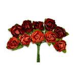 Kaisercraft - Paper Blooms - Mini - Flowers - Ruby
