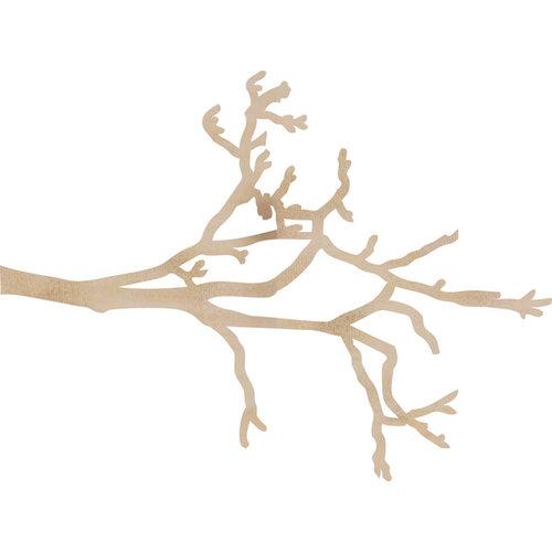Kaisercraft - Flourishes - Die Cut Wood Pieces - Branch