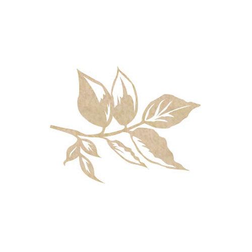 Kaisercraft - Flourishes - Die Cut Wood Pieces - Leaf