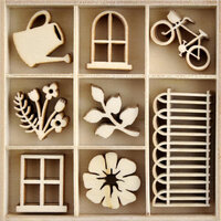 Kaisercraft - Flower Shoppe Collection - Flourish Pack