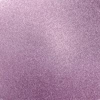 Kaisercraft - 12 x 12 Glitter Cardstock - Blossom