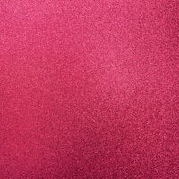 Kaisercraft - 12 x 12 Glitter Cardstock - Flamingo