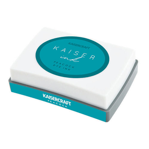 Kaisercraft - KaiserInk Pad - Peacock