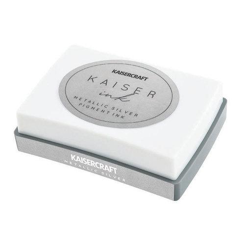 Kaisercraft - KaiserInk Pad - Silver - Pigment