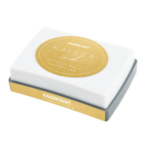 Kaisercraft - KaiserInk Pad - Gold - Pigment