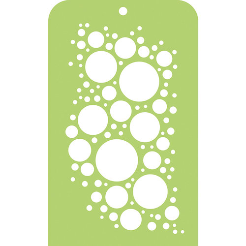 Kaisercraft - Mini Designer Templates - Bubbly
