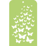 Kaisercraft - Mini Designer Templates - Butterfly Skies
