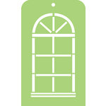 Kaisercraft - Mini Designer Templates - Arch Window