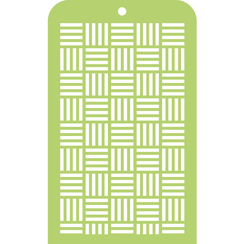 Kaisercraft - Mini Designer Templates - Screen