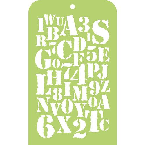 Kaisercraft - Mini Designer Templates - Typography