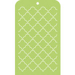Kaisercraft - Mini Designer Templates - Scallop Lattice