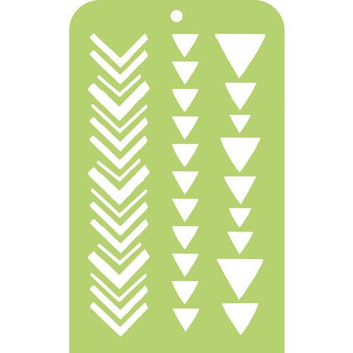 Kaisercraft - Mini Designer Templates - Tribal Strips