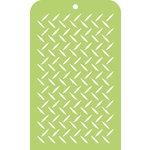 Kaisercraft - Mini Designer Templates - Checker Plate