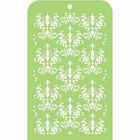 Kaisercraft - Mini Designer Templates - Royal Damask