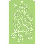 Kaisercraft - Mini Designer Templates - Leaves