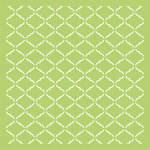 Kaisercraft - 6 x 6 Designer Templates - Lattice