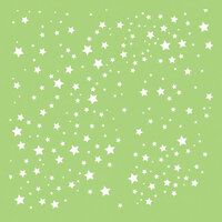 Kaisercraft - 6 x 6 Designer Templates - Scattered Stars