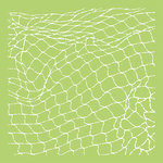 Kaisercraft - 12 x 12 Stencils Template - Fishing Net