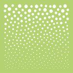 Kaisercraft - 12 x 12 Stencils Template - Fading Dots