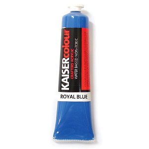 Kaisercraft - Kaisercolour - Crafters Acrylic Paint - Royal Blue