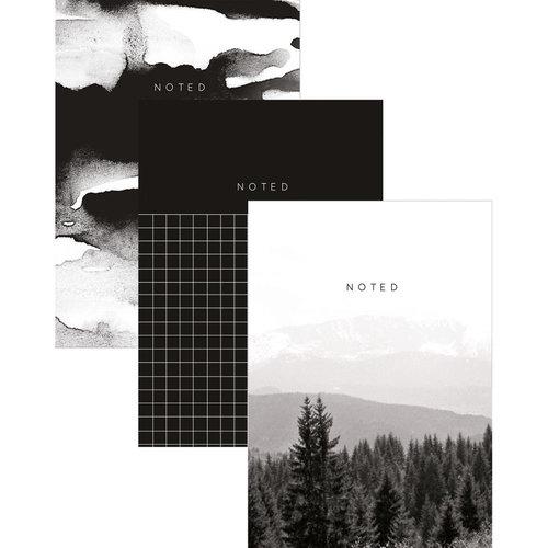 Kaisercraft - The Luxe Collection - Kaiserstyle - Notebook - Medium
