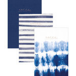 Kaisercraft - The Indigo Collection - Kaiserstyle - Notebook - Medium