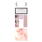Kaisercraft - Kaiserstyle - Chic Collection - Adhesive Notes