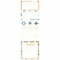 Kaisercraft - Kaiserstyle - Wanderlust Collection - Adhesive Notes