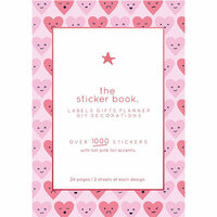 Kaisercraft - Kaiserstyle - Glorious Collection - Sticker Book with Foil Accents