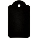 Kaisercraft - Lucky Dip - Tags - Scallop - Small - Chalkboard