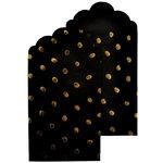 Kaisercraft - Lucky Dip - Foil Printed Gift Envelopes - Black and Gold