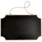 Kaisercraft - Lucky Dip - Chalkboard Sign - Plate