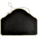 Kaisercraft - Lucky Dip - Chalkboard Sign - Welcome