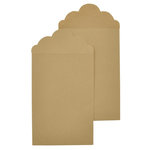 Kaisercraft - Lucky Dip - Gift Envelopes - Kraft