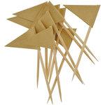 Kaisercraft - Lucky Dip - Mini Flags - Kraft