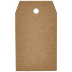 Kaisercraft - Lucky Dip - Tags - Square - Small - Kraft