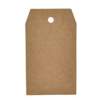 Kaisercraft - Lucky Dip - Tags - Square - Kraft