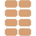 Kaisercraft - Lucky Dip - Stickers - Labels - Cork
