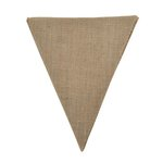 Kaisercraft - Lucky Dip - Flags - Burlap