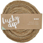 Kaisercraft - Lucky Dip - Burlap Roll - 1 Inch Wide