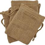 Kaisercraft - Lucky Dip - Jute Bags - 4 x 5